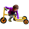 Rabo Mini Pick Up Trike  small