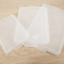 Strata Plastic Tray Lids  medium