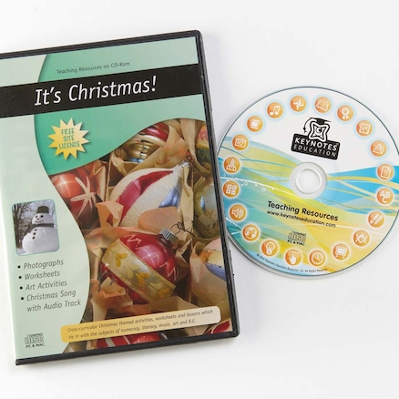 Cross Curricular Christmas Lessons CD ROM  large