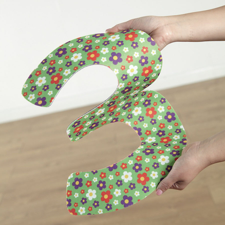 Giant Outdoor Patterned Numbers 1\-10  large