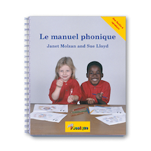 Jolly Phonics Le Manuel Phonique French Book  medium