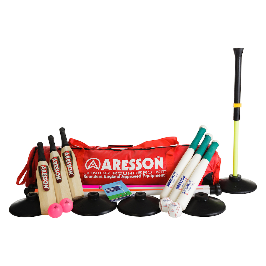 Aresson Juniors Outdoor Fun Play Childrens Activity Vision Rounders Stick