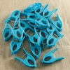 Giant Pegs Blue 20pk  small