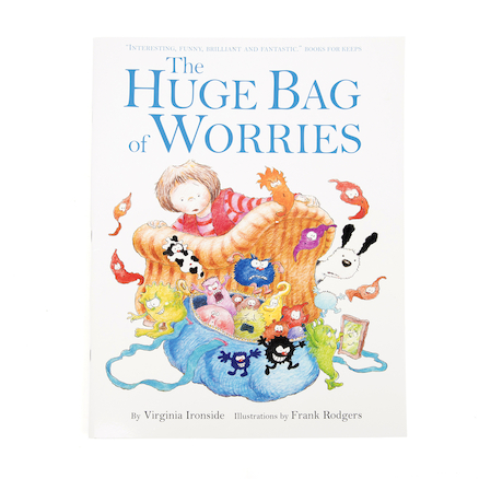 The Huge Bag Of Worries Big Book  large