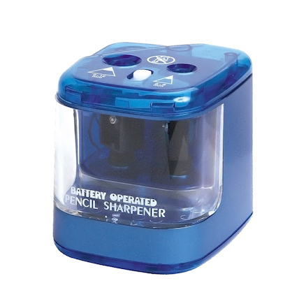 Battery Powered Pencil Sharpener  large
