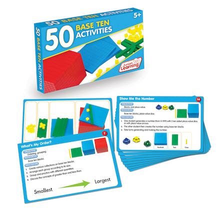 50 Base Ten Activities  large