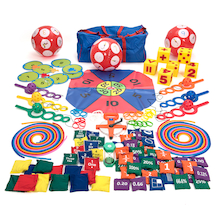Doing Maths in PE Activity Kit  medium