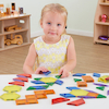 Magnetic Pattern Block Builders  small