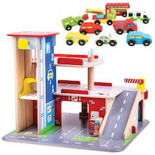 Cars and Garage Multibuy  medium