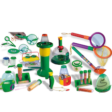 Minibeast And Plant Investigation Equipment Pack  medium