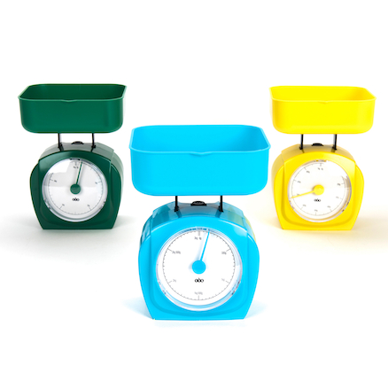 Colourful Multi Weight Scales 3pk  large