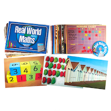 Real World Maths Activity Cards Buy all and Save  medium