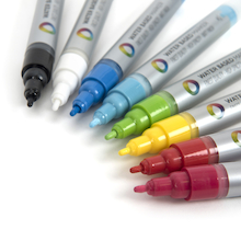 MTN Water Based Paint Markers 3mm 8pk  medium