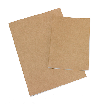 A3 Brown Craft Cover Sketchbooks 20pk  large
