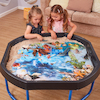 Active World Tuff Tray Ocean Deep Photographic Mat  small