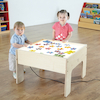 Low Level Toddler Light Box Table  small