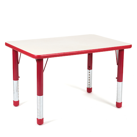 Valencia Rectangular 4 Seater Table  large