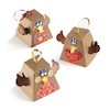 Robin Christmas Tree Hangers 30pk  small