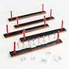 Small Tabletop Washing Line and Number Set 5pk  small