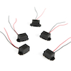 Miniature Electronic Buzzer 6v 5pk  small