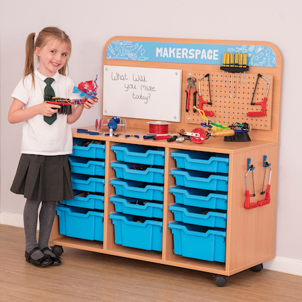TTS Makerspace Trolley  large