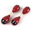 Ladybird Double Ended Maracas 5pk  small