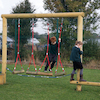 Jungle Swing Fixed Agility Climbing Trail  small