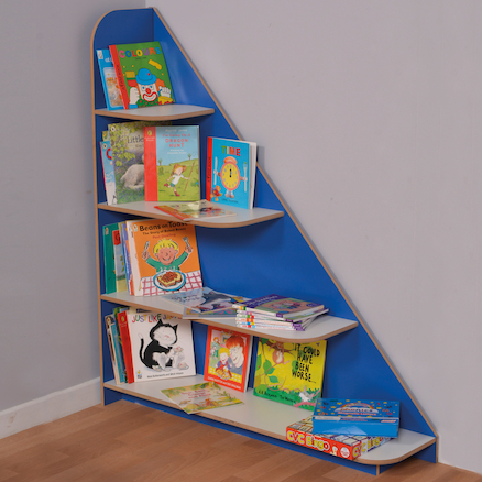 Sailing Bookcase W120 x D30 x H130cm  large