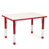 Valencia Rectangular 4 Seater Table  small