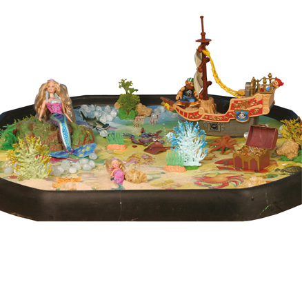 Active World Tuff Tray Below the Sea Mat  large