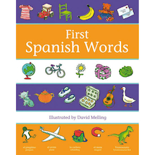 First Spanish Words  medium