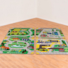Town and Country Road Design Mats 4pk  small