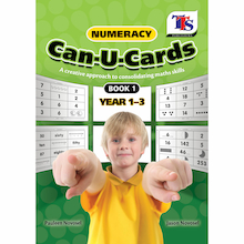 Numeracy Can U Cards  medium