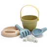 Bioplastic Bucket Set 5pk  small