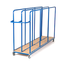 Vertical Gym Mat Trolleys  medium