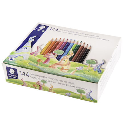 Staedtler Wood Free Colouring Pencils  large