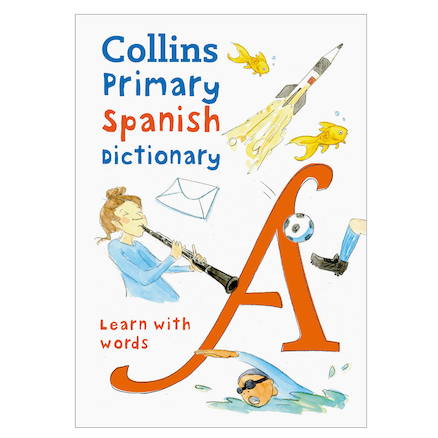 Collins Primary Spanish Dictionary  large