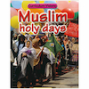 Muslim Faith Books 4pk  small