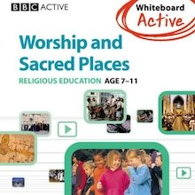 Worship and Sacred Places CD ROM  medium