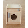 Toddler Height Wooden Kitchen Unit Washing Machine  small
