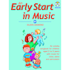 An Early Start in Music Book and CD  small