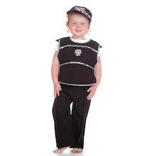 Role Play Dressing Up Police Outfit  medium