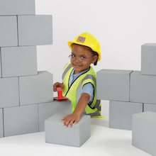 Role Play Foam Breeze Blocks  medium