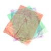 Pearlised Organza Fabric 4pk  small