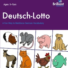 Deutsch Lotto Book  medium