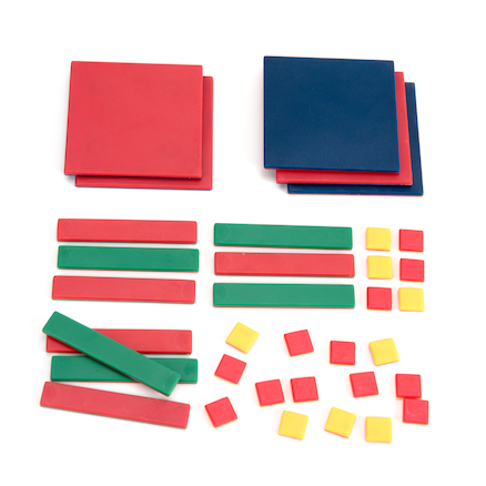 Algebra Tiles and Activities Pack  large