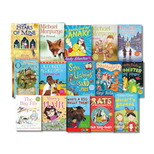 KS2 Engaging Dyslexic Readers Books 15pk  medium