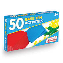 50 Base Ten Activities  medium