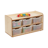Solway Early Years Storage 6 Tray  small