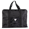 Clairfontaine Nylon Bag Art Folder Black  small